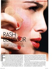 ELLE July - Rosacea - Page1