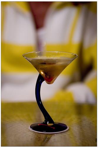Riu Palace Cabo solo Martini and Cherry stem