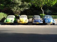 Beatles (YaelBeeri) Tags: old color car beatle