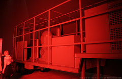 documenta 12 | Inigo Manglano-Ovalle / Phantom Truck | 2007 | documenta-Halle