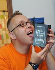 Lick My iPhone