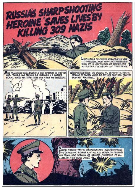 world war ii propaganda. Way back in World War 2 when