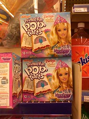 Barbie Island Princess Printed Fun Pop Tarts