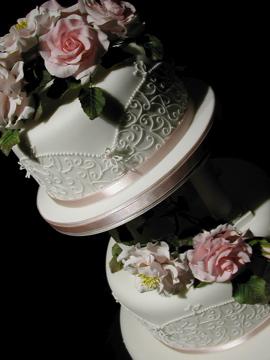 806183247 c0f80fb6f3 o d Baú de idéias: Decoração de casamento rosa I