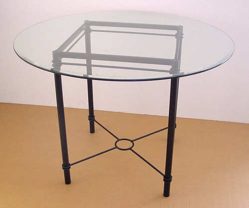 Cafe table base