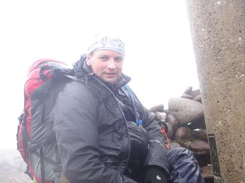Beinn Bhrotain (1157m/3796ft)[Munro 44]
