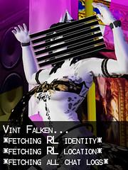 Vint Falken: Anonymous?