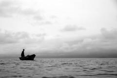Uma margem...de mar...