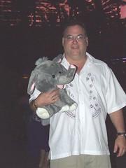 Elephant&Friend (genep3309) Tags: vegas bash bbw 2007