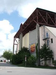 Bavaria Film Studios von Aussen