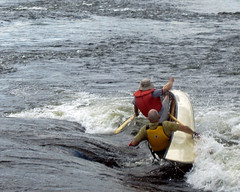 Big Pine Rapids Bail Out on French River