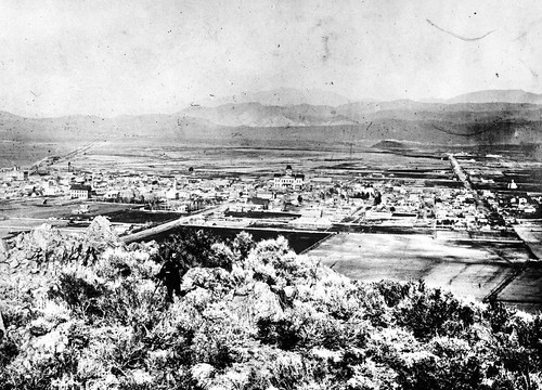 Carson City - The 19th Century View