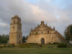 Paoay Church, Paoay, Ilocos Norte, Philippines (ibarra_svd) Tags: architecture buildings asia southeastasia philippines structures churches olympus catholicchurch christianity oldchurch paoay christianchurch ilocosnorte spanisharchitecture northernphilippines olympusdigital olympusdigitalcamera olympussp510uz oldspanishchurch philippinearchitecture paoayilocosnorte spanishchurchinthephilippines historicalchurchinthephilippines arkiteturangpinoy