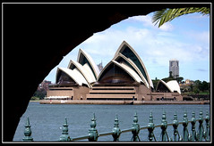 Harbour with a View.. (Tamara Lee (smooveflava)) Tags: water architecture harbour sydney australia icon nsw operahouse supershot
