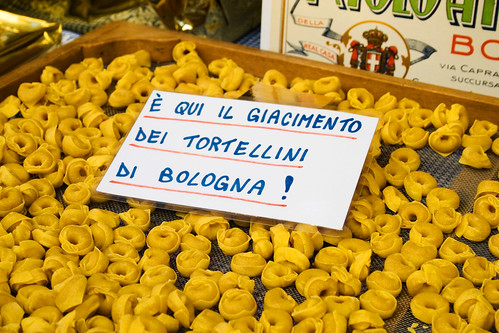TORTELLINI, EVERYWHERE!!!