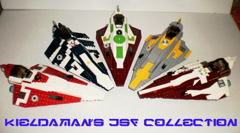 KielDaMan's JSF Collection - LEGO Star Wars - Eurobricks Forums