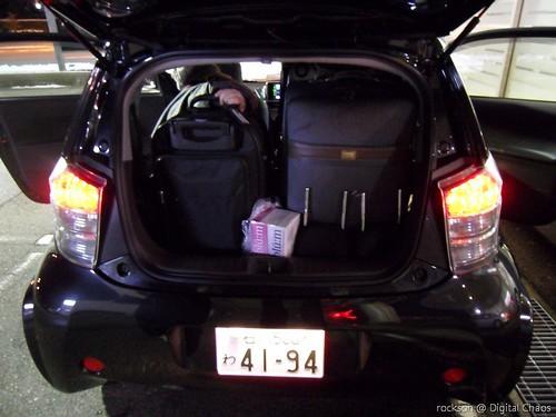 Toyota iQ 2010 JP