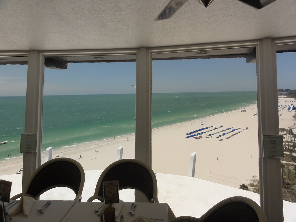 St. Pete Beach from restaurant 1