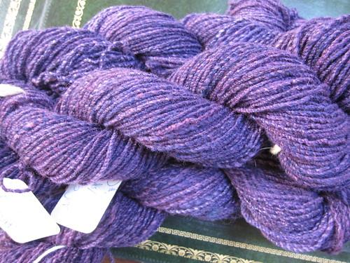 Finished VYC yarn