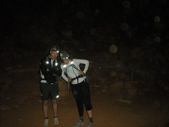 Barry & Anne Near the Supai Tunnel