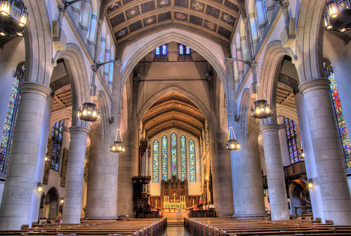 St. Paul's Cathedral - Detroit