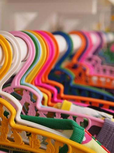 retro children's hangers