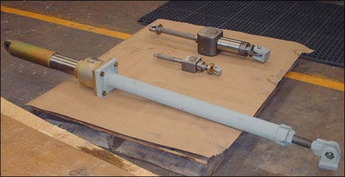 Mechanical Snubbers for a Refinery