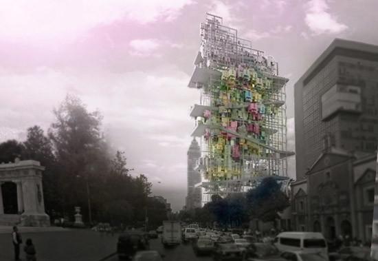 barrios en México