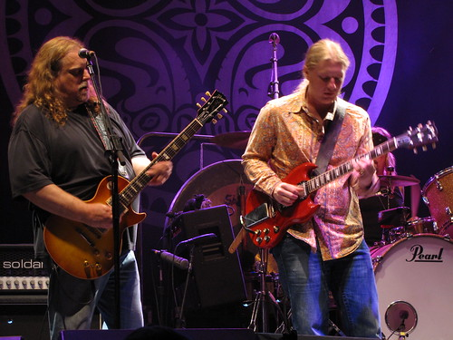 Warren Haynes with Derek Trucks