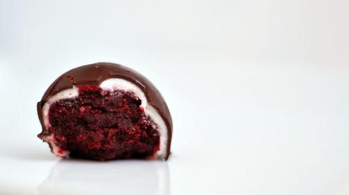 Red Velvet Cake Ball