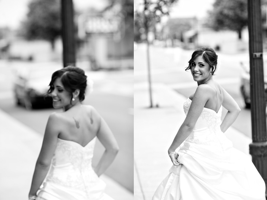 Sylvette and Nate~ Old Town Manassas, VA