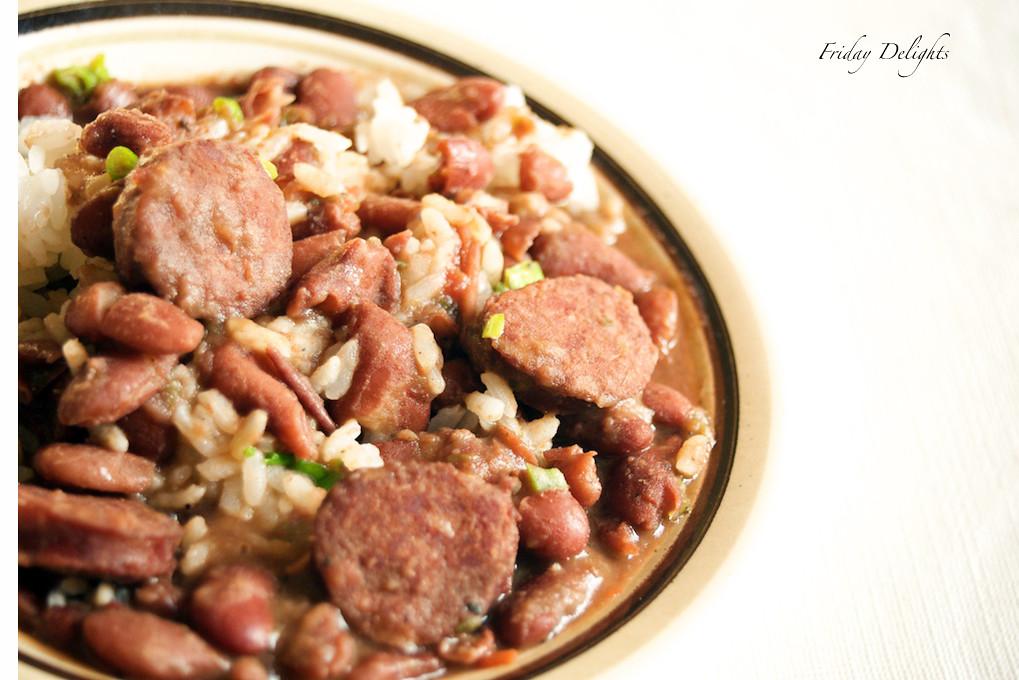 louisiana red beans