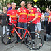 Paul Mann, Jamie Staff & Ben Robards