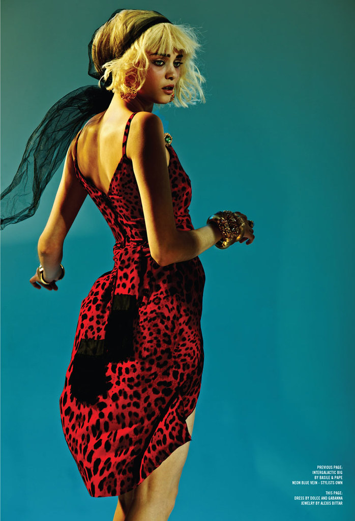 Diana Moldovan by Eric Ray Davidson for Contributor Magazine