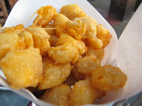 Fried Cheese Curds 2