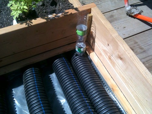 Portable Micro Garden (PMG) - Sub-irrigated Raised Beds & Boxes