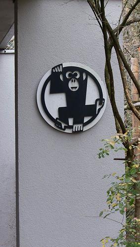 Zooh! Zürich, Affenlogo