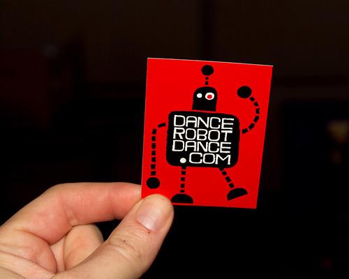Dance Robot, Dance