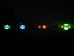 lights on the lake