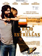 Poster de Bajo las estrellas Alberto San Juan Emma Suarez