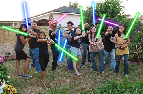 Jedi Council 2007 by Zeetz Jones.
