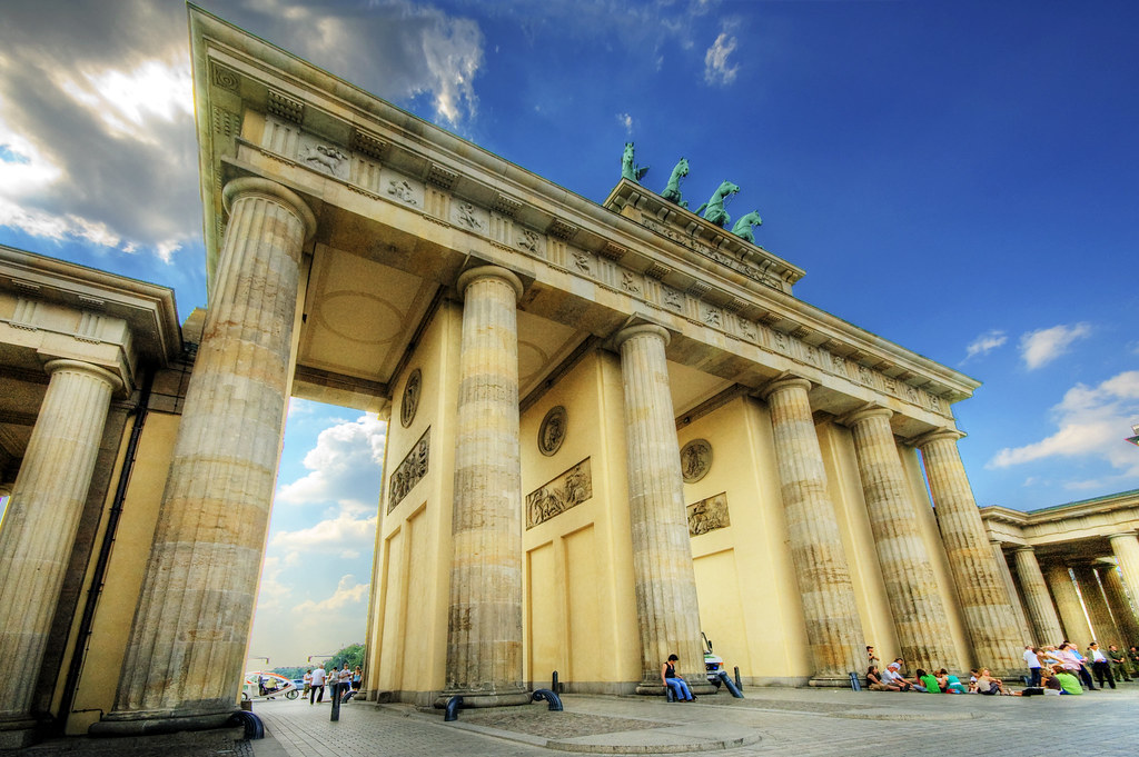 Hotel In Der Nahe Des Brandenburger Tor In Berlin