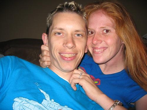 Brian & Rhonda