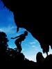 cave woman (AraiGodai) Tags: portrait people woman girl beautiful silhouette asian thailand interestingness interesting olympus explore thai figure cave mythology krabi arai railay pranang araigordai exploretopten superhearts gordai raigordai araigodai