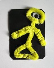 piccolo mostro giallo