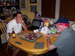 Scrabble, Game 3