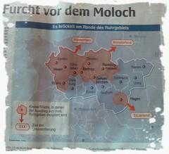 Zerfällt das Ruhrgebiet?