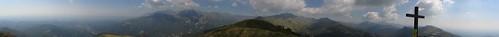 Vista dal Monticchio