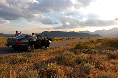 big vista music (miamabanta) Tags: landscape drew roadtrip wyoming grandtetonnationalpark amirah antelopeflats summervacation2007