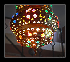 Aladdin's lamp (maistora) Tags: light art lamp turkey dark star explorer capetown istanbul crescent explore copper oriental coffeehouse maistora explored14aug07